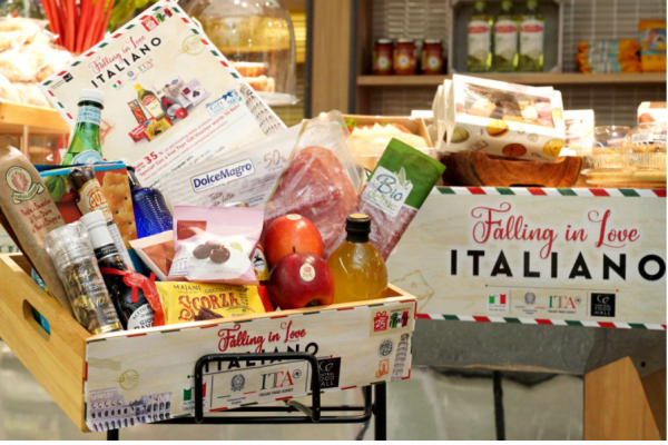 "Falling in Love ""ITALIANO"" Indulge in authentic Italian flavors"