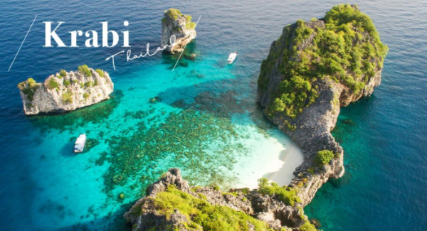 """Koh Lanta"" and ""Krabi"" Long Vacation Plan"