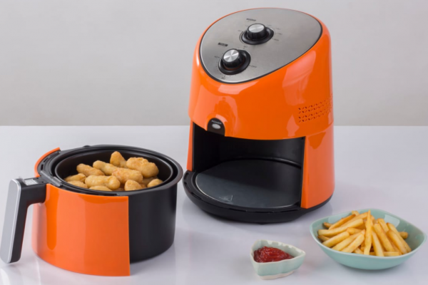 """Tips for frying food from an """"air fryer"""""""